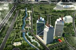 پروژه ساختمانی دلتا دلوکس