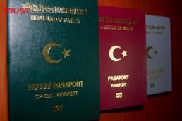 پاسپورت ترکیه و ویزا ترکیه