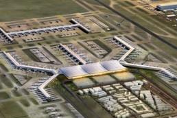بزرگترین فرودگاه جهان در ترکیه افتتاح شد