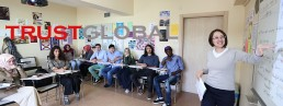 کلاس یادگیری زبان استانبولی