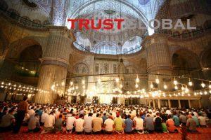 مساجد ترکیه در ماه رمضان
