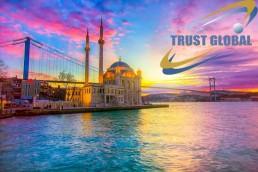 راه های سفر به ترکیه