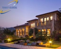 خانه لوکس در ترکیه