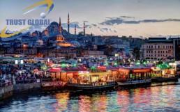 اقتصاد ترکیه و صنعت گردشگری ترکیه