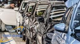 افزایش ارزش صادرات صنایع خودروسازی ترکیه در ماه می