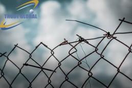حصار مرز ورود قاچاقی به ترکیه