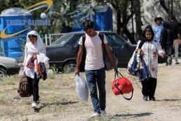 ورود قاچاقی به ترکیه