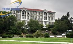 تحصیل در دانشگاه بوغاز ایچی ترکیه