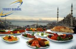 هزینه رستوران در استانبول
