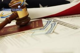 اخذ ویزا قانونی
