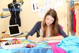 تحصیل در رشته طراحی لباس