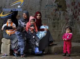 وضعیت اسفبار پناهجویان ترکیه