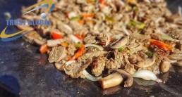 دونر کباب از غذاهای ترکی