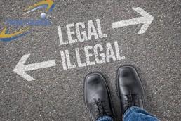 موسسات مهاجرتی غیرقانونی