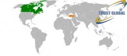 ترکیه و کانادا