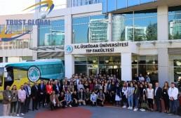 تحصیل در دانشگاه اسکوردار ترکیه