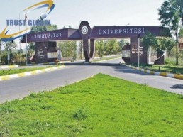 تحصیل در دانشگاه Cumhuriyet در سیواس
