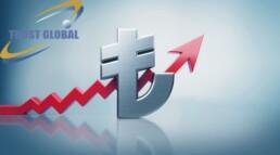 رشد ارزش واحد پولی ترکیه