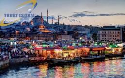 شهر زیبای استانبول