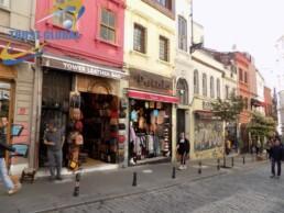 محله معروف استانبول