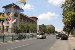 ساختمان مرکزی زراعت بانک