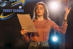 تمرین بازیگری در ترکیه