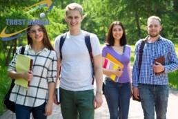 دانشجو های تحصیل در روسیه