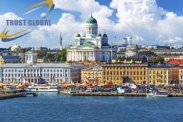 پایتخت کشور فنلاند